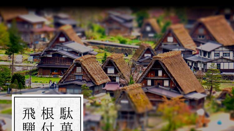 飛騨の駄菓子文化1