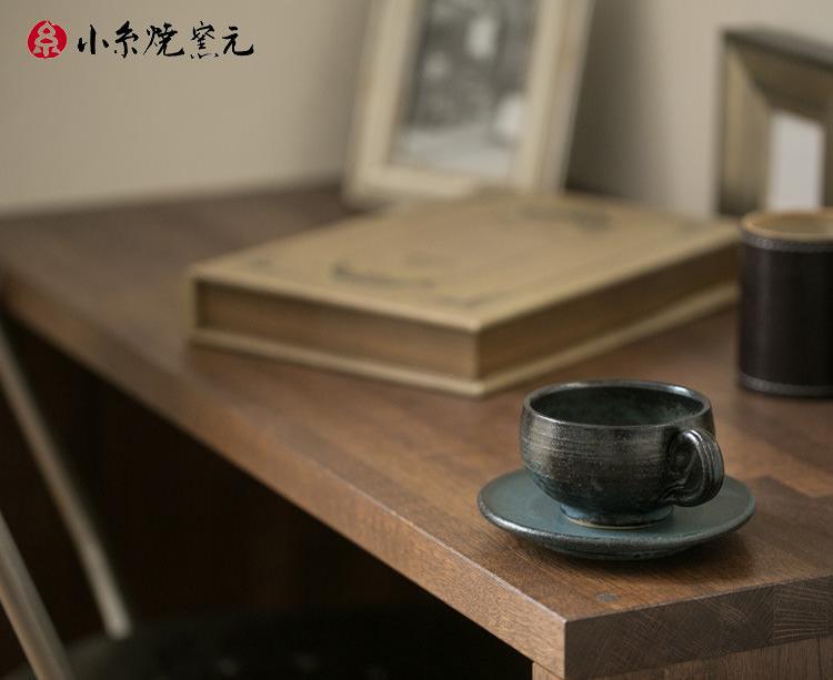 小糸焼 丸珈琲椀