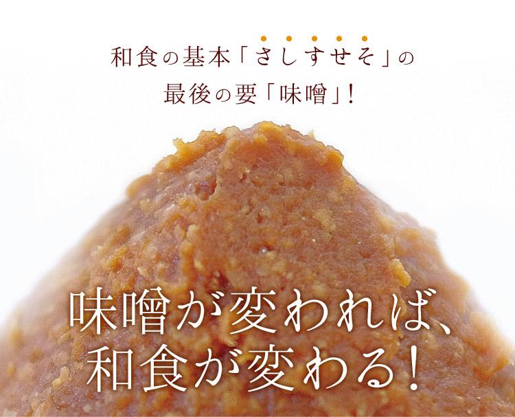信州味噌 幸村