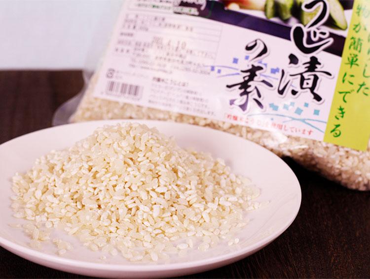 吟醸米麹とは1