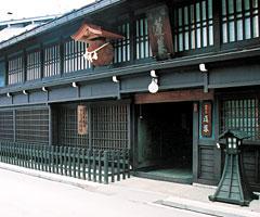 飛騨古川 渡辺酒造店