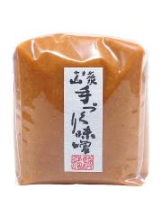 飛騨手作り味噌