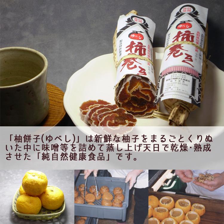 柚餅子(ゆべし)とは
