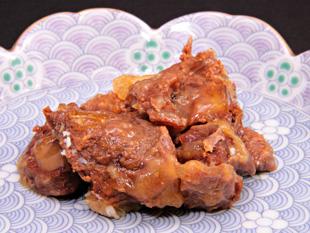 信州猟師さんの鹿肉の味噌煮